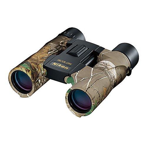 Nikon 8264 ACULON A30 10×25 Binocular (Xtra Green Camo)